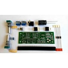 Timer frame - Electronics kit