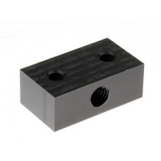 Lead Screw Block, 8mm, Delrin